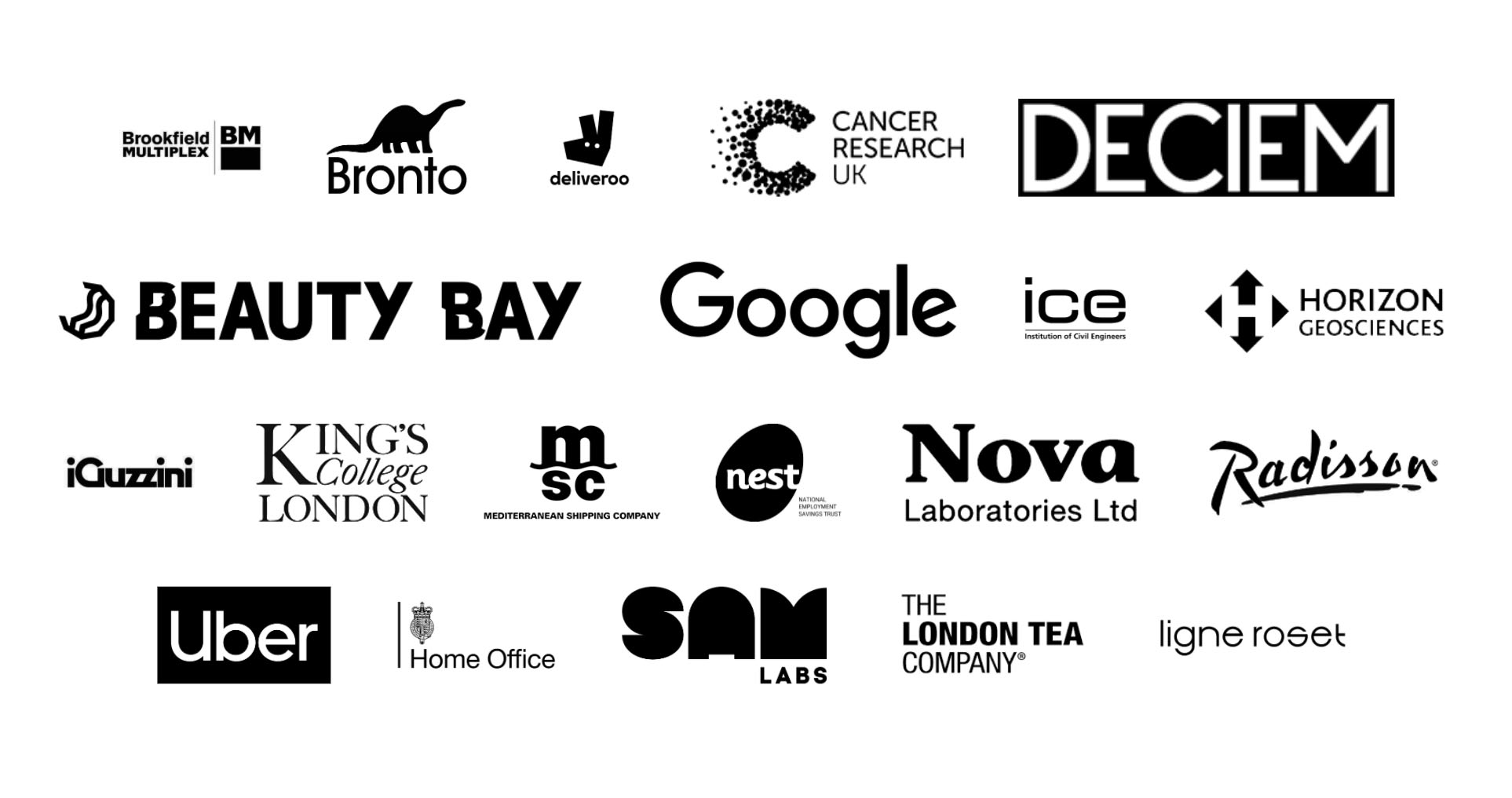 brands for exhibition stand builders