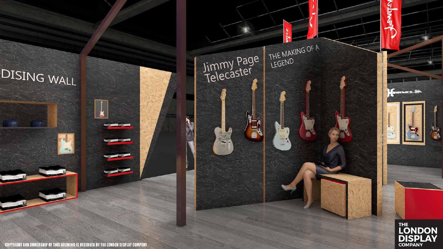 Digital Exhibition Stand Design
